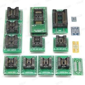 Image 4 - 100% Original New XELTEK SUPERPRO 6100 6100N Programmer +45 adapters  IC Chip Device Programmer NEWEST version  +EDID Cable