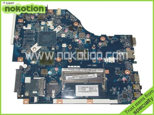 Laptop Motherboard para Acer aspire 5250 MBRJY02001 LA-7092P placa-mãe AMD E350 DDR3