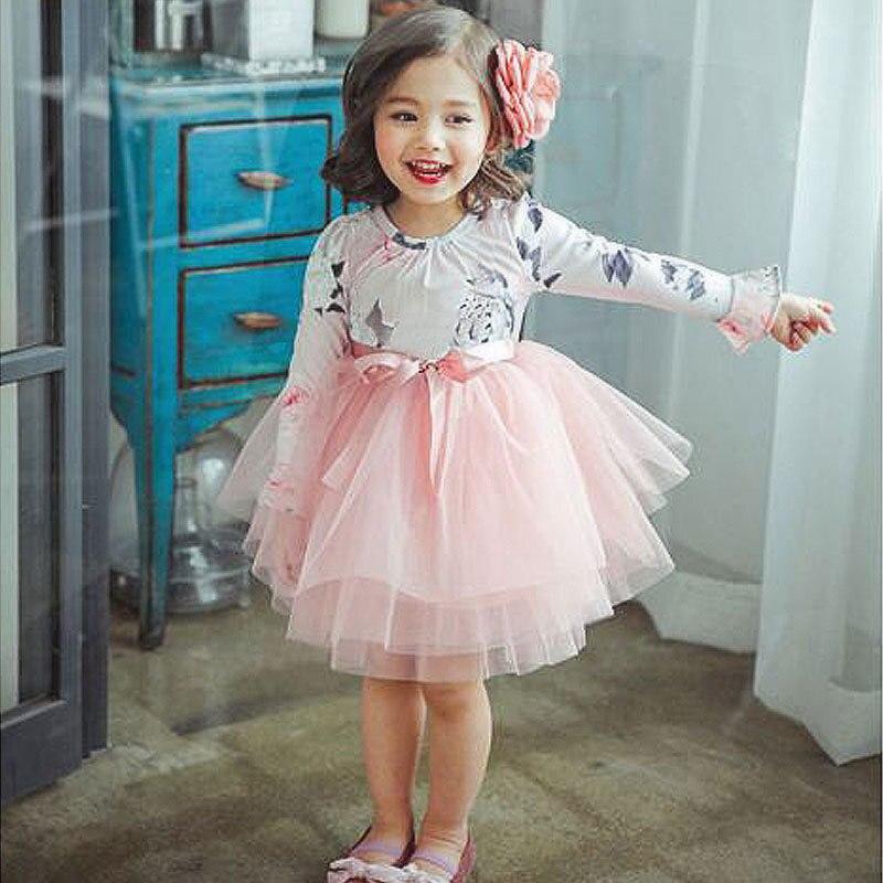 Casual stijl kinderkleding 2018 zomer sunshine tutu meisjes nieuwe - Kinderkleding - Foto 3