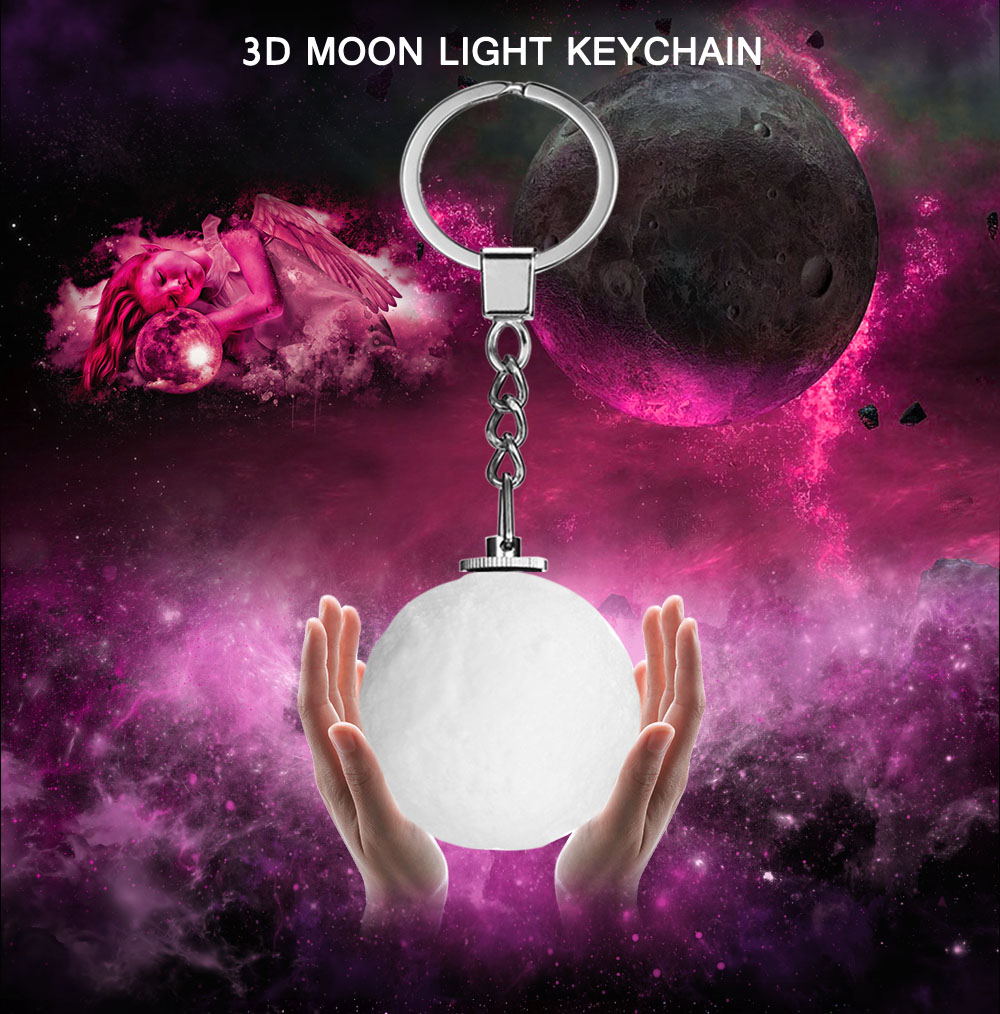 Moon Light Key Chain - Storefyi™