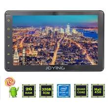 Joying Quad Core 2 ГБ + 32 ГБ HD С Сенсорным Экраном 8 «Android 5.1 Автомобилей Радио стерео ХУ рулевого колеса автомобиля стайлинг Gps-навигация