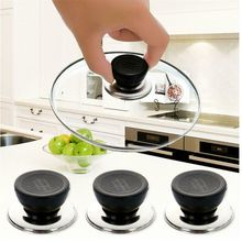 цены Universal Replacement Kitchen Cookware Pot Pan Lid Hand Grip Knob Handle Cover Pan Lid Handle Kitchen Accessories Hot Sale
