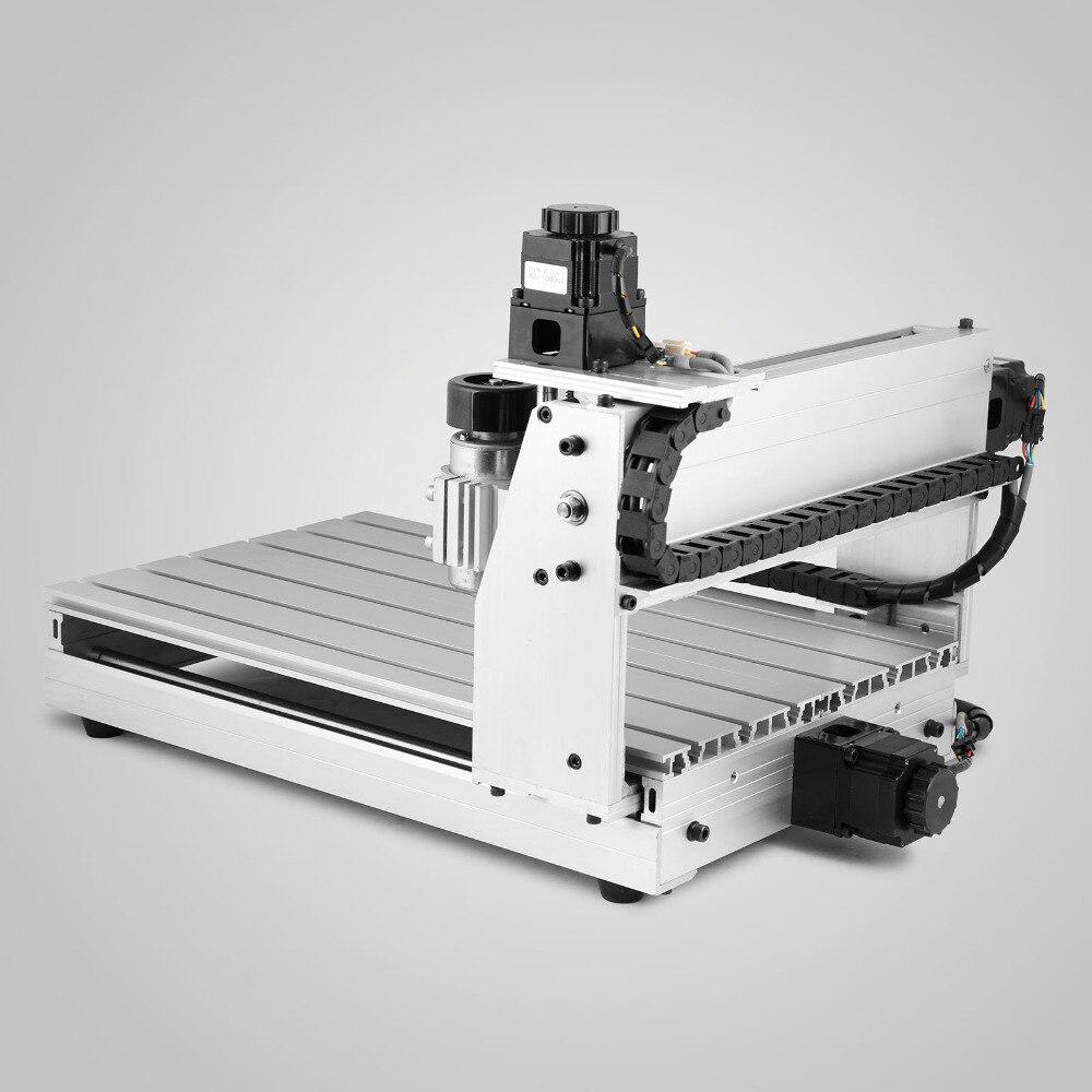 USB CNC routeur gravure Cutter 4 axes 3040T USB Port routeur graveur fraisage Laser Engaver