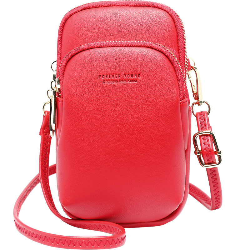 Fashion Crossbody Cell Phone Shoulder Bag Arrival Cellphone Bag Daily Use Card Holder Mini Summer Shoulder Bag for Women Wallet in Shoulder Bags from Luggage Bags