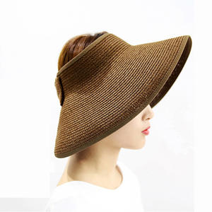 yanyanmumu Summer Women s Wide Sun Hat Girls Sun Beach Cap 7e201c25752d