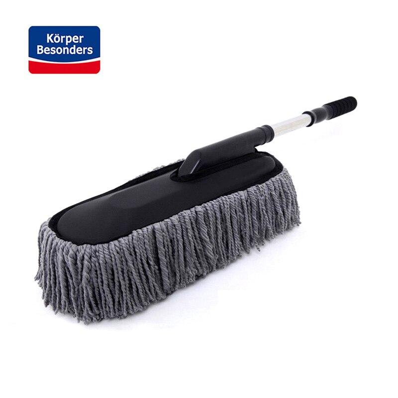 Car clean tools Wash Duster Cleaning Dirt Dust Clean Brush Dusting 73 16cm Car brush