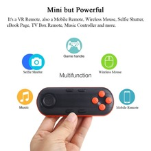 Mini Portable Game Controller Joystick Gamepad Bluetooth Wireless IOS Android Video Game Tablet