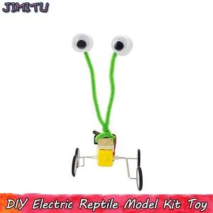Electric Robot Model Kits Toys