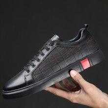 8e0b8214a ONLYMONKEY الرجال جلد طبيعي أحذية مشي كبيرة حجم 36-46 جودة عالية في الهواء  الطلق الرجال أحذية رياضية للماء أحذية رياضية