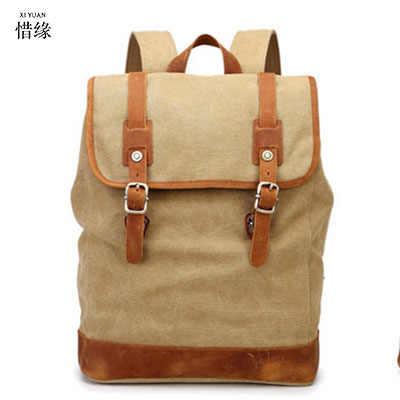 2017 Высококачественная Мужская Повседневная Холщовая Сумка, Мужской портативный рюкзак для компьютера, студенческие рюкзаки для школы и отдыха, рождественский подарок для мальчика