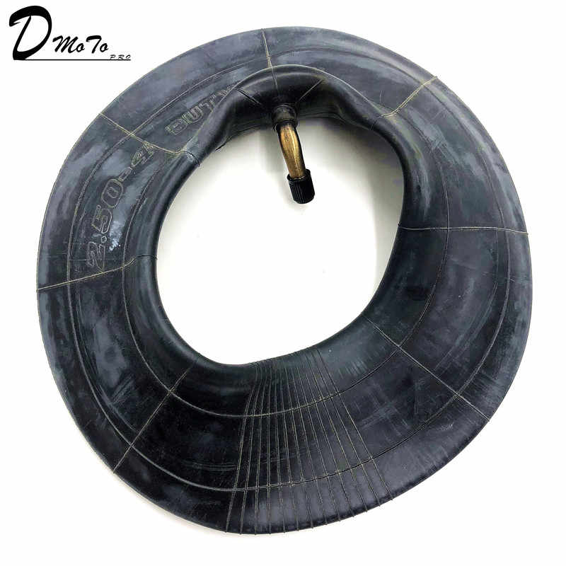 2.80/2.50-4Tire with Inner Tube 2.80/2.50-4 fits Gas / Electric Scooter ATV Elderly Mobility Scooter Motorcycles bikecle