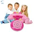 XFC Telefone Crianças Bebê Criança Brinquedo Som Musical de Aprendizagem Educacional Toy Pretend Play Chrismas Presente Do Xmas