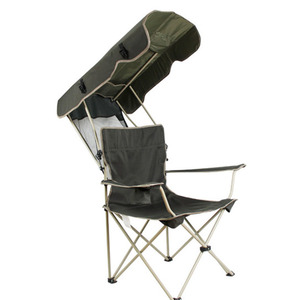 Image 2 - Outdoor Chair Portable Folding Detachable Awning Thicken Steel Pipe Double Oxford Cloth Fishing Beach Shade Canopy Camping Chair