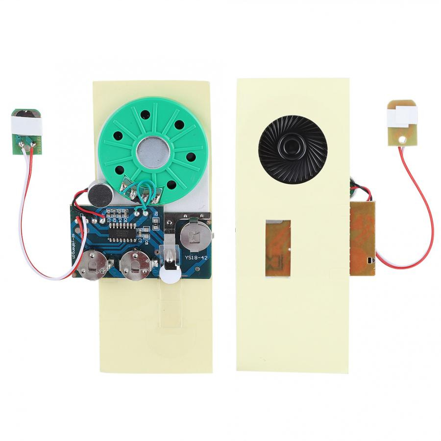 Useful DIY Greeting Card Chip 30 Seconds Recordable Voice Sound Chip Module New