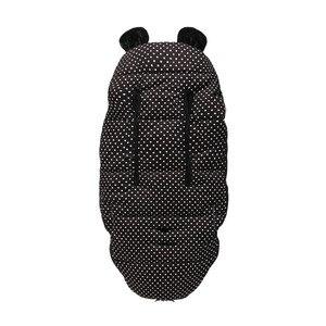 Image 4 - Зимний спальный мешок для детской коляски Yoya Plus Yoyo Vovo, зимние теплые спальные мешки, халат, конверты для новорожденных на коляску