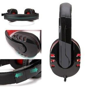 Image 3 - Wired משחקי סטריאו אוזניות USB אוזניות גיימר עם מיקרופון אוזניות גיימר עבור PS4/MP3/PC/מחשב אוזניות עבור גיימר