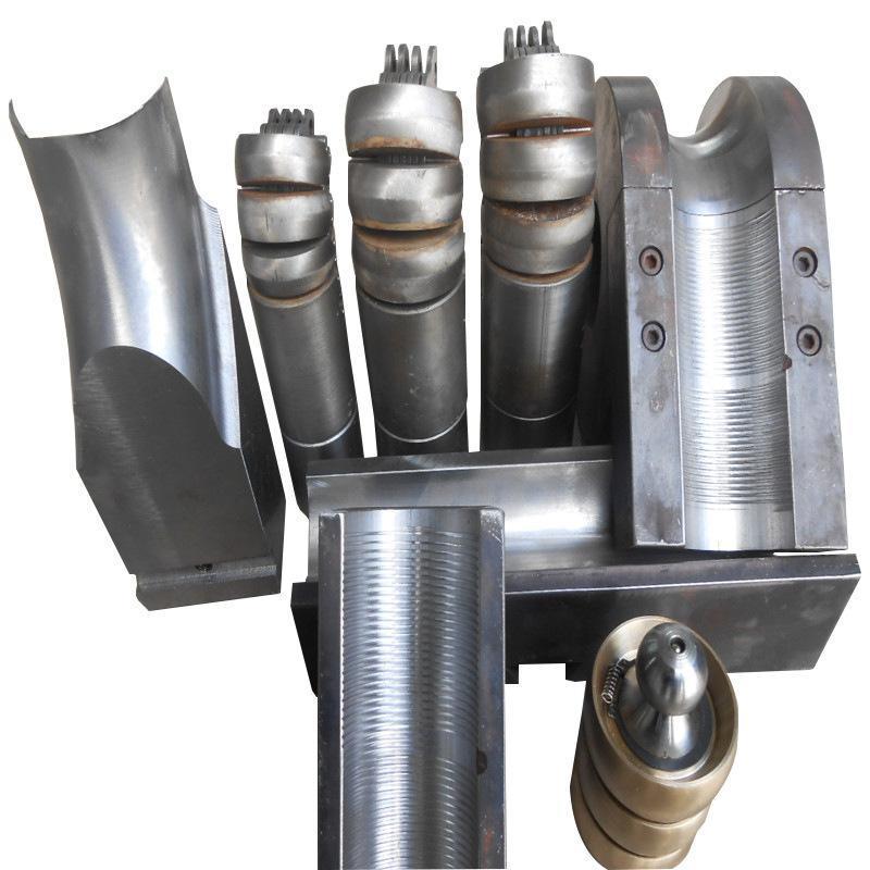 Dobrador da tubulação do molde da máquina de dobra da tubulação morre mandrel braçadeira anti-enrugamento morre processamento do molde
