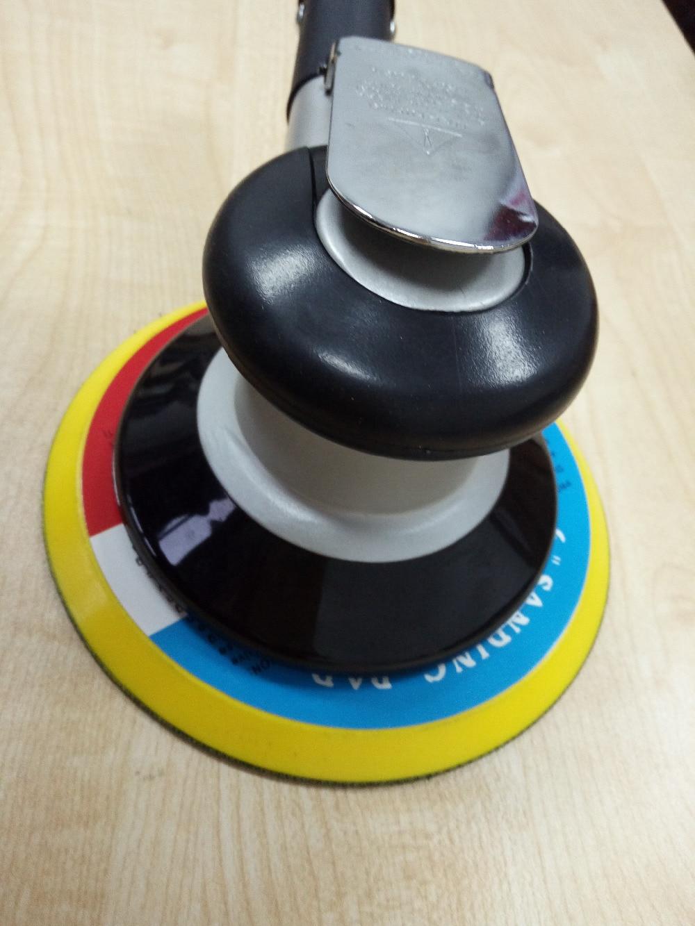 6 colių oro šlifuoklis su vakuuminiu 150 mm pneumatiniu šlifuokliu - Elektriniai įrankiai - Nuotrauka 4