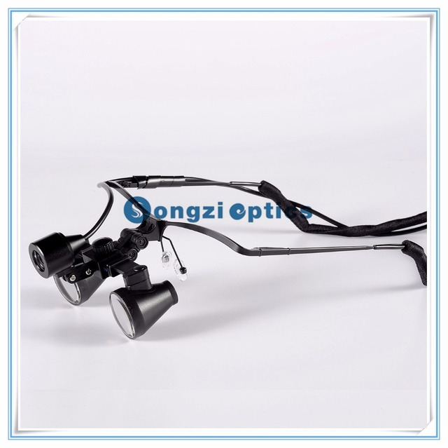 2.5X 3X 3.5X Optional Half Metal Frame Binocular Medical Surgical ...