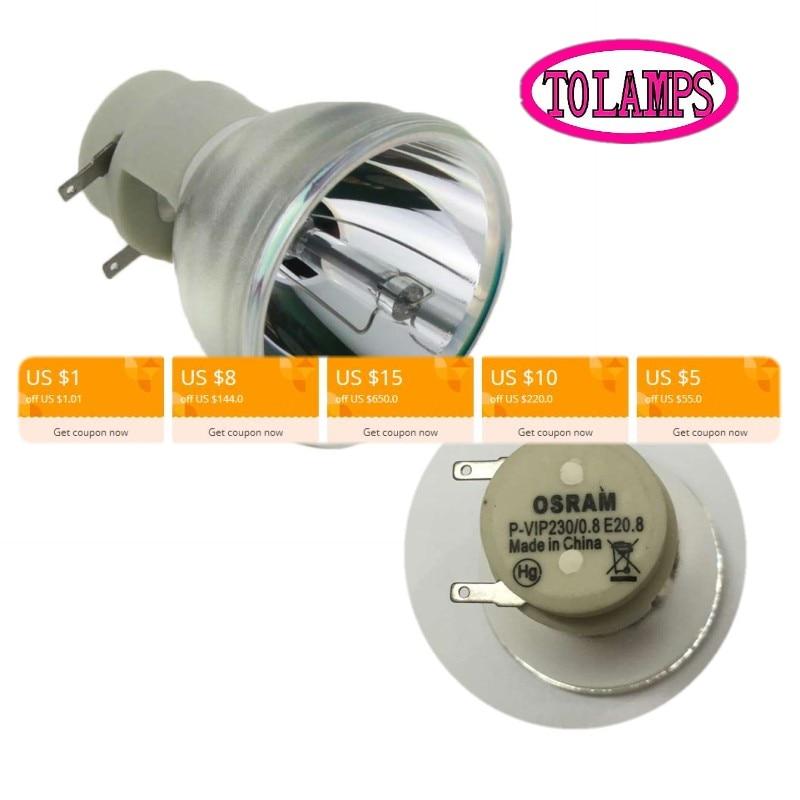 High Quality Projector Lamp Bulb BL FP230I / SP.8KZ01GC01 / p vip 230/0.8 E20.8 for OPTOMA HD33 HD3300 HD3300X HD300X