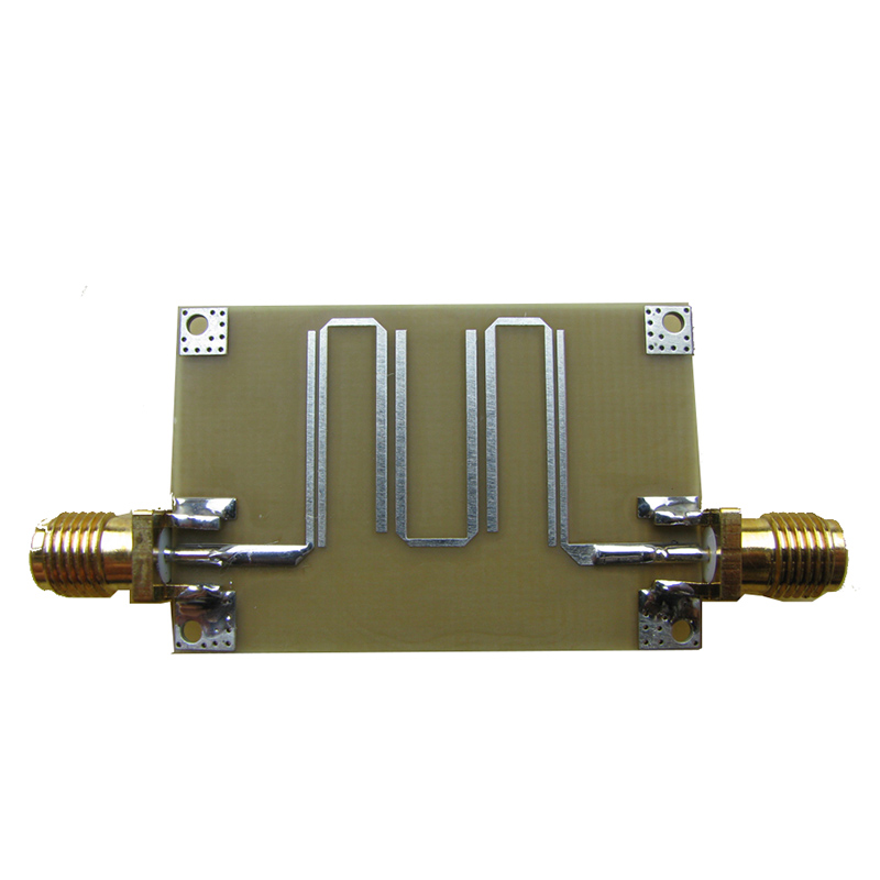 2.4GHZ microstrip bandpass filter-in Replacement Parts & Accessories from Consumer Electronics