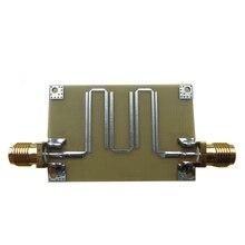 Filtre passe bande microstrip 2.4GHZ