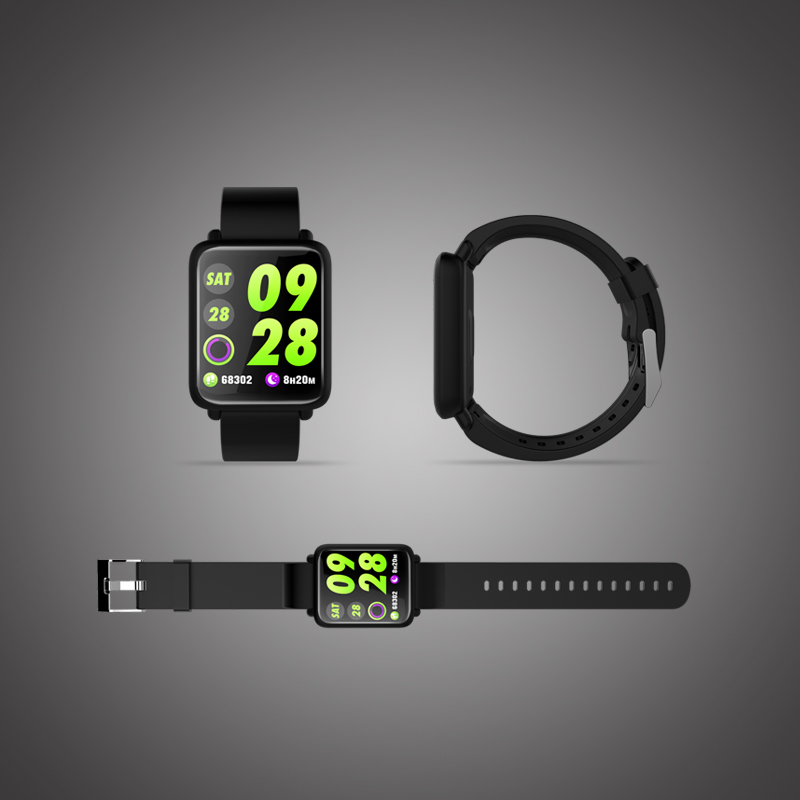 Image 5 - ONEVAN M28 Smart Watch Heart Rate Monitor Bracelet Blood Pressure Fitness Tracker IP67 Waterproof Multi Sport Mode Smart Band-in Smart Wristbands from Consumer Electronics