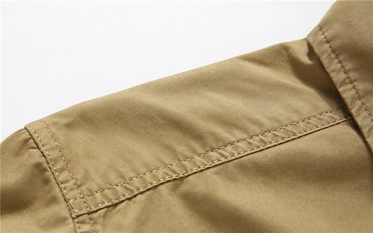 AFS JEEP 2015 Spring Autumn Fashion Men\'s Cotton Dress Plus Size Shirts Camisa Hombre Blouse Vestido Men Clothes Casual 2XL 3XL (11)