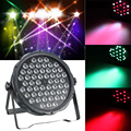 Professional 160W 54 LED Stage Effect Light Voice Control DMX512 Laser Projector for DJ Disco Party Bar Club KTV Decoration Lamp