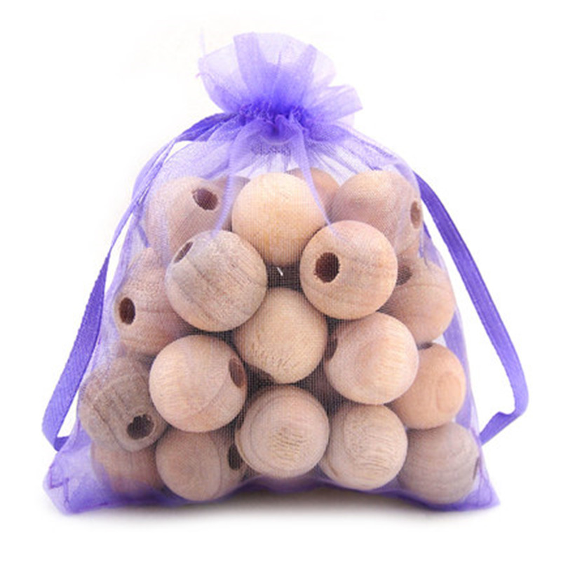 20Pcs Anti Bug Moth Cedar Granular Balls Honana HN-CP1 Wood Camphor Pest Repellent Wardrobes Moisture Absorbers