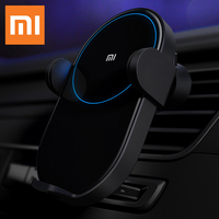 Original Xiaomi Wireless Car Charger 20W Quick Charger car mobile phone holders super fast Charging Stands for Mi9 iPhone XS MAX