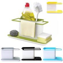 Многофункциональный хранения стойки модная кухня ванная комната слива воды держатель для хранения разное шельфа FP8
