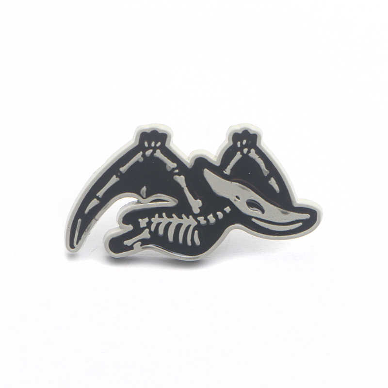 K201 pinos animais de metal esmalte pino e broches para mulheres masculino lapela pino mochila crachá denim colar jóias