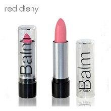 New Sexy Lipstick Makeup Beauty For Women Matte Balm Waterproof Batom Maquiagem Cosmetic Lip Make Up