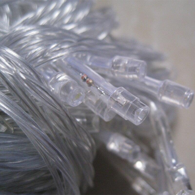 Tiras de Led led luz cordas 100 led Especificações (pontos de Luz / M) : 100led/m