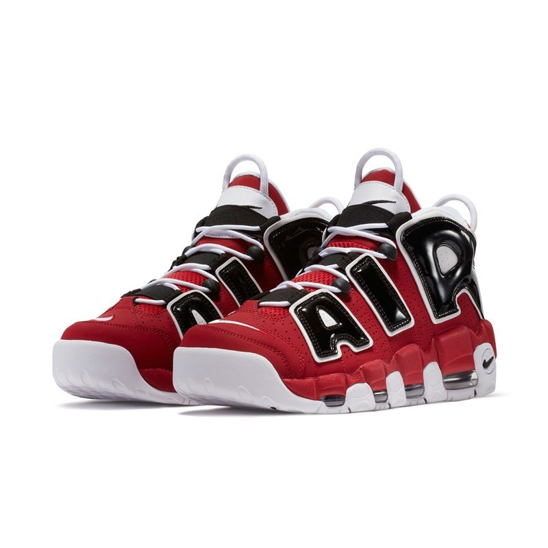 0239bd55b1de NIKE AIR MORE UPTEMPO Original Mens   Womens Basketball Shoes Stability  Support Sports Sneakers For Men And Women Shoes-in Basketball Shoes from  Sports ...