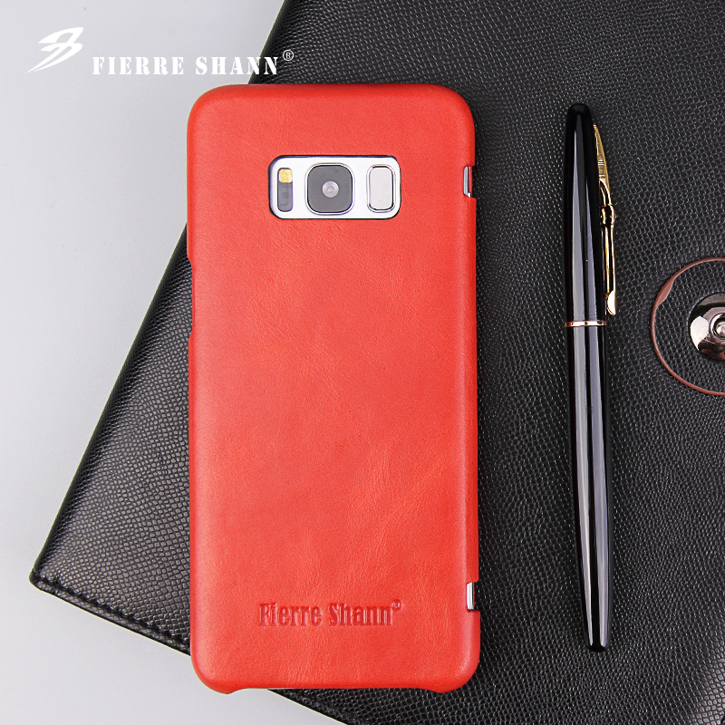 for S8plus Ultrathin Leather