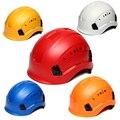 Новый защитный шлем жесткая шляпа ABS конструкция защитные шлемы высокое качество Рабочая кепка дышащий инженерный спасательный шлем