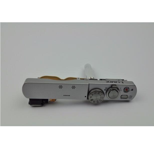 New original For Panasonic FOR Lumix DMC-ZS50 ZS50 DMC-TZ70 TZ70 Top Cover With Flex Cable Part 2017 liitokala 2pcs new protected for panasonic 18650 3400mah battery ncr18650b with original new pcb 3 7v