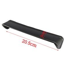 20.5*5cm New Car Dash Radio Sun Shade GPS Navigation Hood Cap Anti-glare Useful