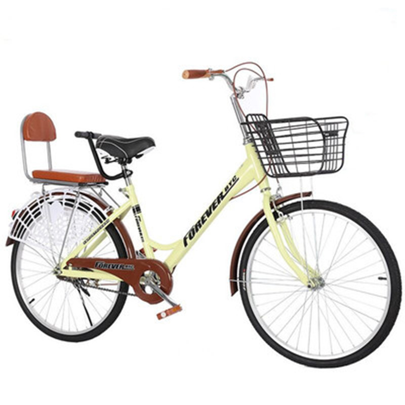 Excellent 26 Inch Speed Change Adult Bicycle Male And Female Student Bicycle Ordinary Bicycle 2