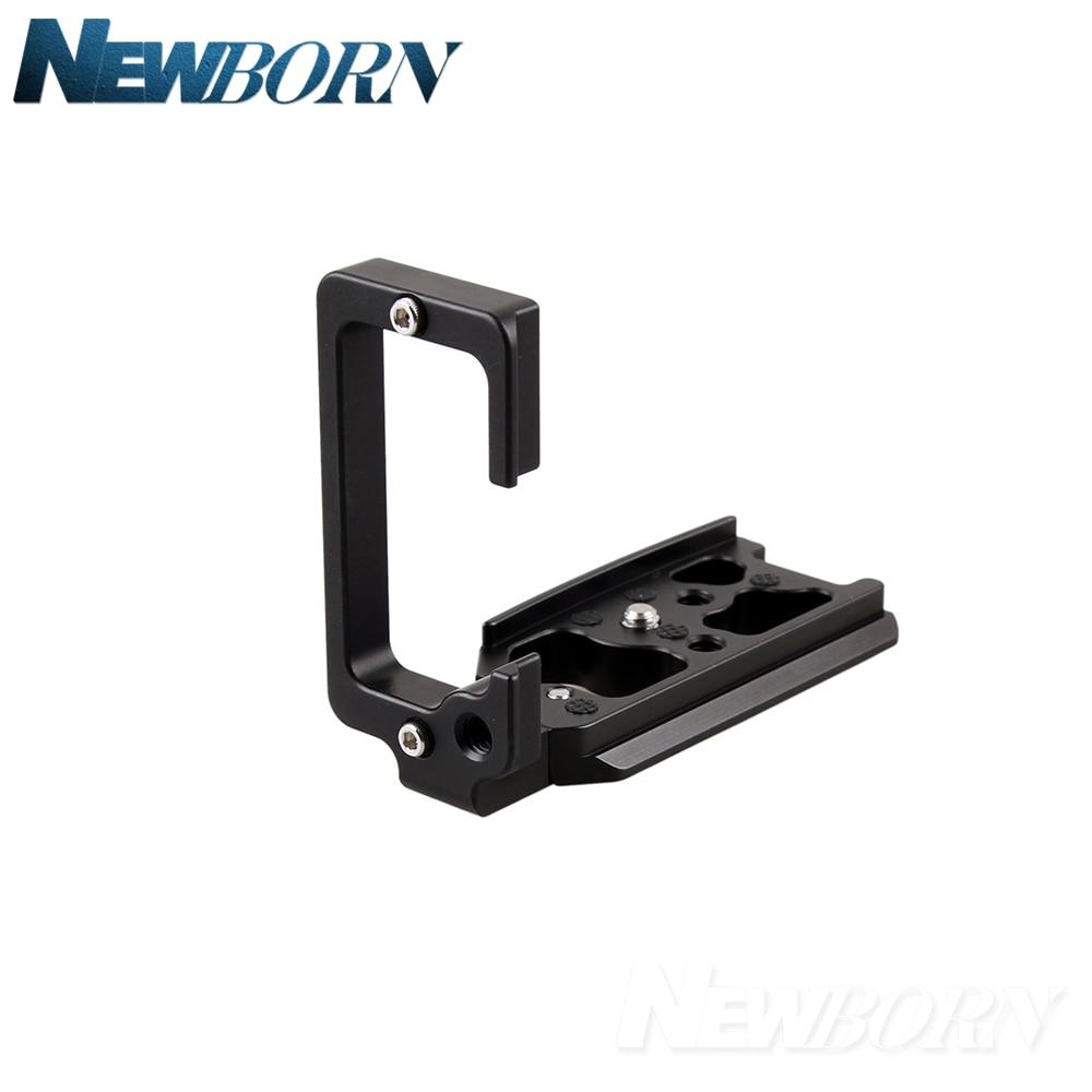 Nouveau support Vertical de Type 1/4 L pour trépied Base de plaque de fixation rapide pour appareil photo Canon EOS R - 2