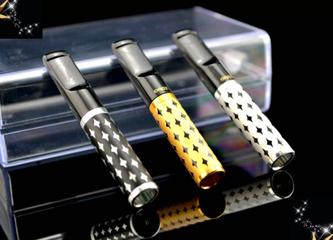 Smoking Accessories Removable Washable Metal Smoke Cigarette Tobacco Holder Filters Creative Men Healthy Smoke Mouthpiece LFB240 in Cigarette Accessories from Home Garden