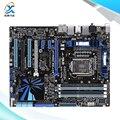 Для Asus P7P55D Deluxe Оригинальный Используется Для Рабочего Материнская Плата Для Intel P55 LGA 1156 Для i5 i7 DDR3 16 Г SATA2 USB2.0 ATX