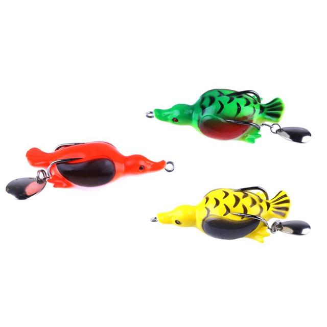 5 Pack – Baby Duck Soft Bait Lure Set