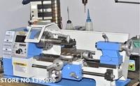 Мини токарный станок металла обработки древесины станок переменная Скорость Reaout станок микро токарный станок Металлообработка машины