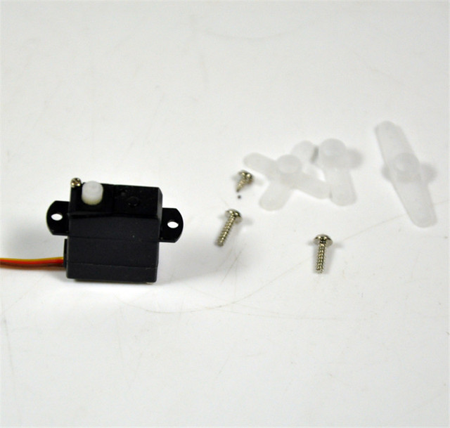 1pcs Pingzheng PZ-15320 1.7g Low Voltage Digital RC Servo for 3D Flying  Airplane