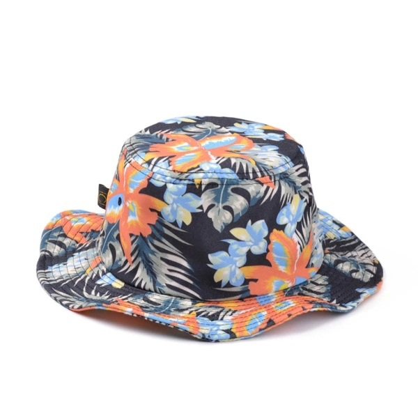 FOXMOTHER Women Summer Flower Floral Bucket Hat Ladies -in Bucket Hats from  Apparel Accessories on Aliexpress.com  83060a3ad56