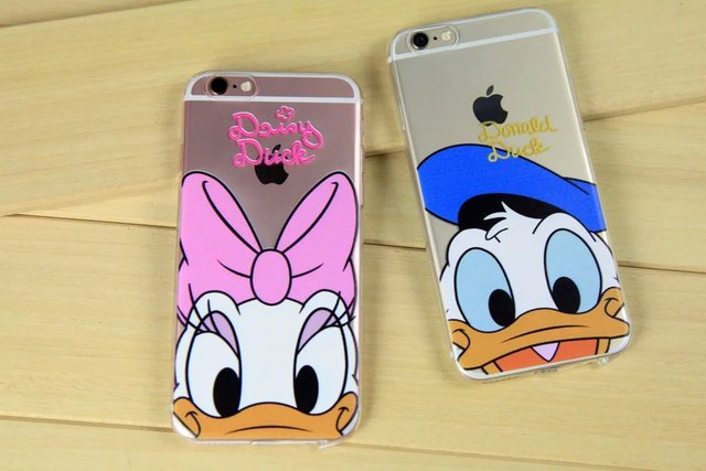 coque iphone 7 donald