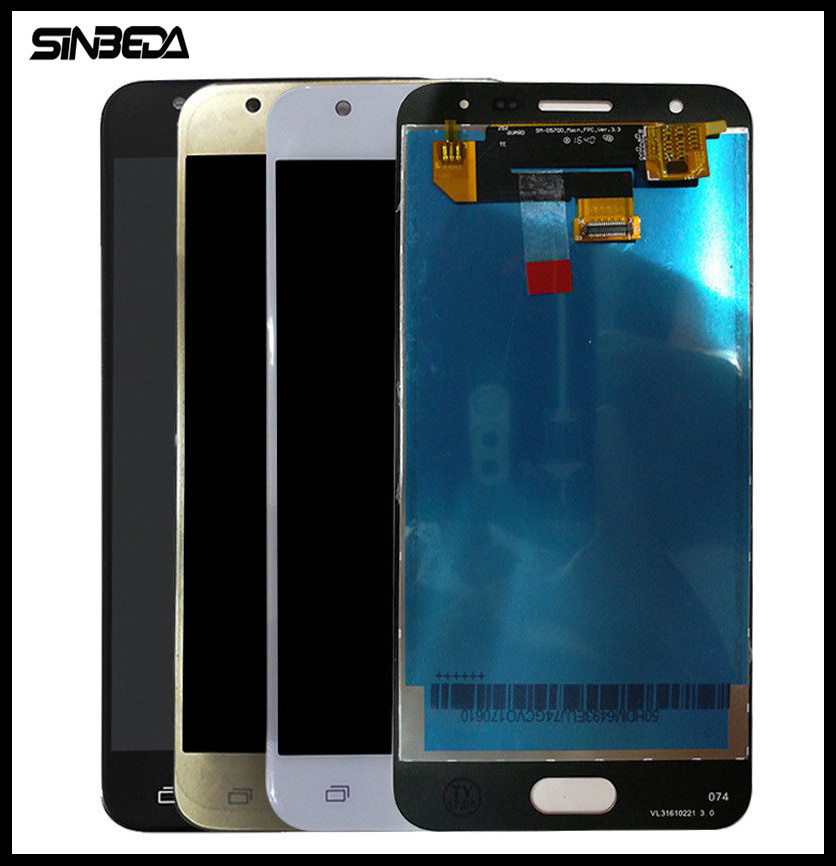 Sinbeda For Samsung Galaxy J5 Prime G570 G570F G570K G570S Black/White/Gold LCD Display with Touch Screen Digitizer Assembly
